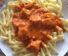 Rezept Putengulasch von Mupfl - Rezept der Kategorie Hauptgerichte mit Fleisch