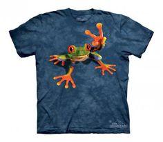 The Mountain - Koszulka Victory Frog - Dziecięca - www.veoveo.pl