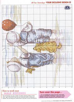 Gallery.ru / Photo # 5 - The world of cross stitching 071 May 2003 - tymannost