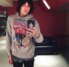 Oliver Sykes | Bring Me The Horizon