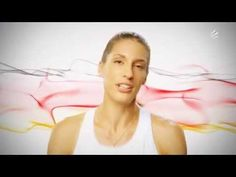 In German: Andrea Petkovic in 2014 Fed Cup FINALE - Trailer 3 - Danke. 10/29 Fed Cup, Petkovic, The Fool, A Team, Battle, German, Country, Youtube, Pink