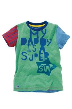 Buy Daddy Super Star T-Shirt (3mths-6yrs) from the Next UK online shop