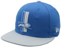 28d1f82a622 NFL Detroit Lions Historic Logo 59Fifty Fitted Cap BlueSilver 7 18    Click  image to review more details.