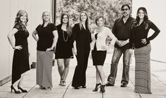 Meet our stylists and staff! Heather Serge, Whitney Witham, Brooklyn Wheeler, Kristina Armstrong, Sarah Hansen, Timothy Jon and Lyndsey Calvert. Brooklyn, Salons, Stylists, Meet, Hair, Lounges, Strengthen Hair
