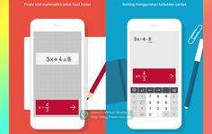 Photomath Aplikasi Penjawab Soal Matematika Android Tricks, Electronics, Studio, Phone, Telephone, Studios, Mobile Phones, Consumer Electronics