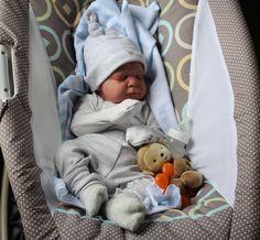 Reborn Baby BOY ISAAC Reborn Baby Doll by TheBabyLoveNursery