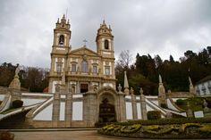 Bom Jesus do Monte:) Foto de Silvia Vilas Boas