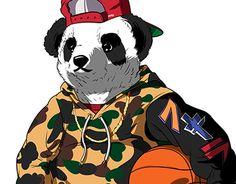 Panda Bape