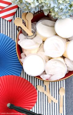 Red, White & Blue Party Inspiration for the 4th of July   Styled by Celebrations at Home