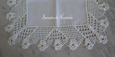 "WORKSHOP OF BARRED: Croche - Another ""White"" Barrado. . ."