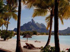 St. Regis Resort in Bora Bora