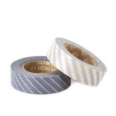 Washi Masking Tape Set, $10.90 / 2