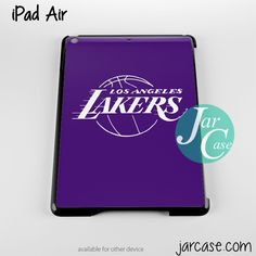 purple lakers Phone case for iPad 2/3/4, iPad air, iPad mini