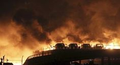 Gas Blast At China Coal Mine Slaughters Eighteen And Traps Two