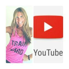 Ya tienes el programa completo de ▶ENTRENAMOS 🍁Otoño🍁 2016◀ en mi canal de YouTube ➡Gabriela Grande ENTRENAMIENTO  ✔ cero excusas ✔disciplina a tope 💪💪💪💪💪💪💪💪💪💪💪💪💪