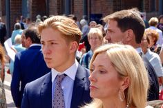 Crown Prince and Crown Princess of Greece and their sons Marie Chantal Of Greece, Greek Royalty, Greek Royal Family, Photos Of Prince, My Prince, Royal Fashion, Royals, Sons, Rey