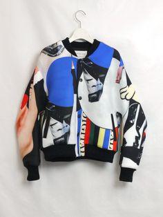 GROUND ZERO // jacket