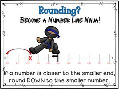 114 best rounding images on pinterest in 2018 rounding numbers