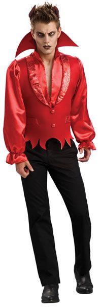Paholaisprinssin asu standardikokoisena. Prinssille morsian ja bileisiin… #naamiaismaailma