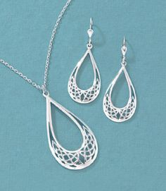 Rain Drop Knotwork Jewelry