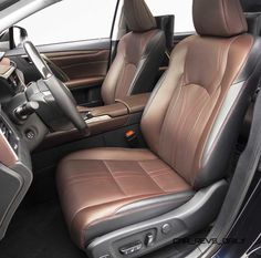 2016 Lexus RX350 and RX450h Are All-New Inside and Out in 84 Images! – Car-Revs-Daily.com