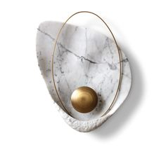 Pearl Wall Lamp by GINGER&JAGGER