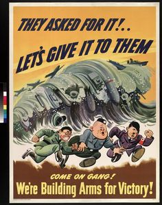 """""""They asked for it!"""" US General Motors Corporation, Pontiac Motor Division c. 1942"""