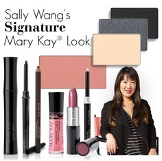 Meet Mary Kay Global Makeup Artist Sally Wang. Originally from Taiwan, Sally has spent her career creating looks for designer campaigns for some of the fashion world's most famous names.