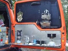 Image result for landrover camping