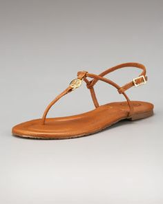 Tory Burch thong sandals- Another great summer staple!