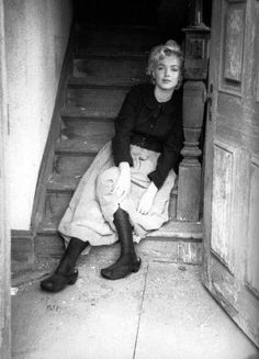 marilyn monroe country-style