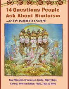 14 Questions People Ask About Hinduism  14 Questions People Ask About Hinduism …and 14 tweetable answers!