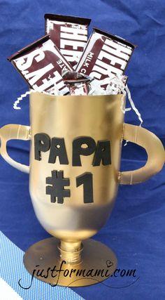 Copa del de oro para el día del padre 3