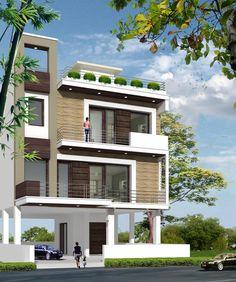 223 Best External Design And Decoration Images Modern House Design