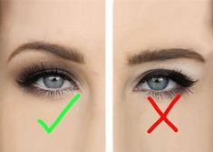 Hooded eyes makeup hacks tips tricks for people with hooded eyelids; eyeshadow eyeliner tutorials for those with monolids Asian lids skin folds. - March 23 2019 at Eyeliner Hacks, Gel Eyeliner, Thin Eyeliner, Eyeliner Brands, Eyeliner Ideas, Bottom Eyeliner, Eyeliner Application, Eyeliner Pencil, Black Eyeliner