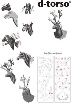 690 974 papercraft pinterest karton holzarbeiten und schablone. Black Bedroom Furniture Sets. Home Design Ideas