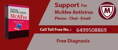 McAfee antivirus is very powerful by which the virus is caught. We can also catch the virus through email. Our customer near has very new technology. From which you can easily do any work and you can solve all your problems. You can click on the link for more information.