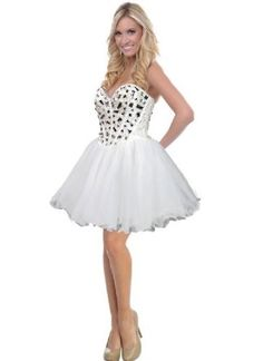 Faironly Homecoming Mini Cocktail Prom Party Dress,  dont love the dress but like the idea kind of and the website