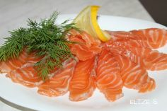 Salmon weak salting