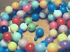 Pop-beads..  fun.