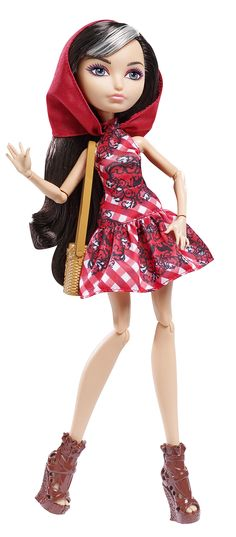 WANTED: Ever After High Enchanted Picnic Cerise Hood Doll <3