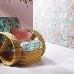 Tissu Flamingo Club - Tissus par éditeur/Osborne & Little - Le Boudoir des Etoffes