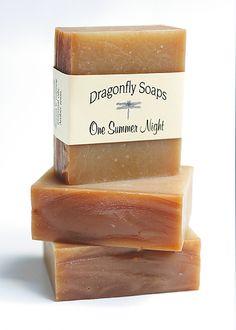 Love homemade soaps