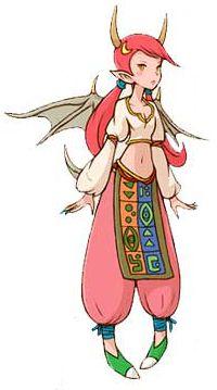 Gria - Final Fantasy d20