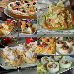 Appetizers and snacks for the Christmas holidays # .- Antipasti e stuzzichini per le feste di Natale Appetizers and snacks for the Christmas holidays - Italian Christmas Traditions, Christmas Dishes, Christmas Holidays, Antipasto, Bruschetta, Finger Foods, Carne, Good Food, Food And Drink