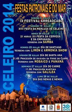 Fiesta del Mar en Celeiro