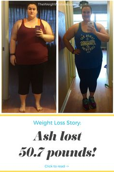 Awesome transformation success story! Before and after fitness motivation and beginner tips from women who hit their weight loss goals and got rid of belly fat with training and meal prep. Learn their workout tips get inspiration!   TheWeighWeWere.com