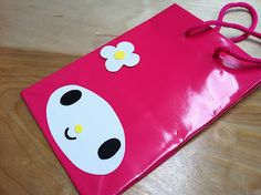My Melody! Its crazy how simple this craft is!