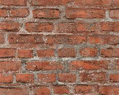 Wallpaper Dublin   Wallpaper shop  Neue Bude 2.0 Wallpaper Red Brick Wallpaper, Stone Wallpaper, Wall Wallpaper, Wallpaper Ideas, Bude, Brick Detail, Bar Interior Design, Red Bricks, Interior Architecture