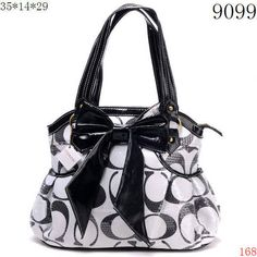 Fashionable Coach handbag
